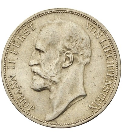 Lichtensztajn 2 korony 1912