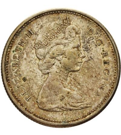 Kanada 25 centów 1966