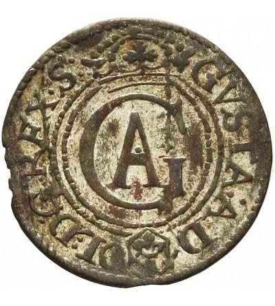 Ryga szeląg 1625, Gustaw Adolf