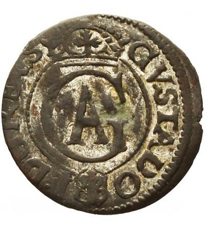 Ryga szeląg 1632, Gustaw Adolf