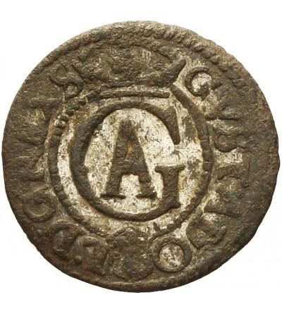 Ryga szeląg 1634, Gustaw Adolf