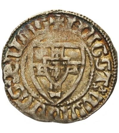 Zakon Krzyżacki szeląg bez daty, Toruń, Winrych von Kniprode 1351-1382