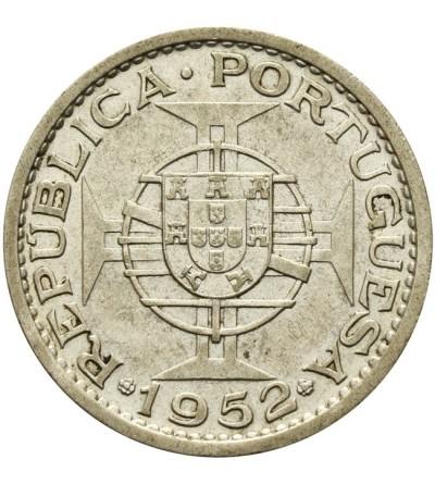 Gwinea Portugalska 20 escudos 1952