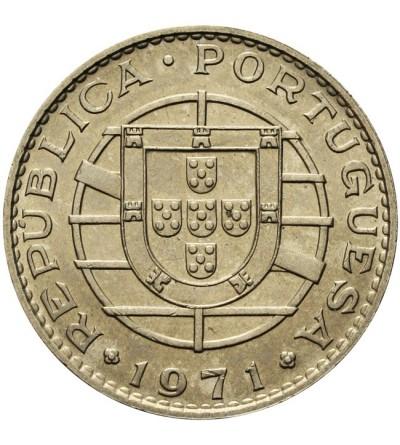 Wyspa Św. Tomasza 20 escudos 1971