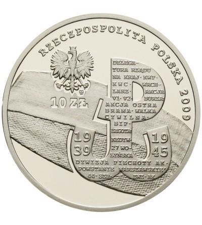 10 złotych 2009, Państwo Podziemne