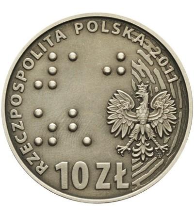 10 złotych 2011, Europa bez barier