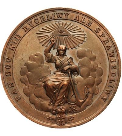 Medal 1893, wydarzenia w Krożach