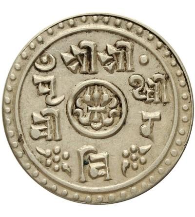 Nepal 1/2 mohar 1905