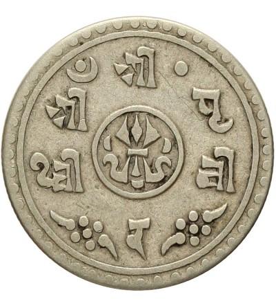 Nepal 1/2 mohar 1911