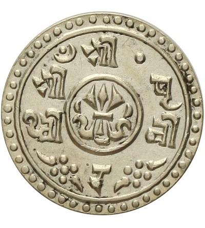 Nepal 1/4 mohar 1911
