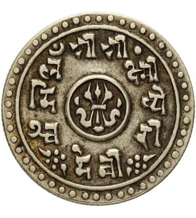 Nepal 1/2 mohar 1914