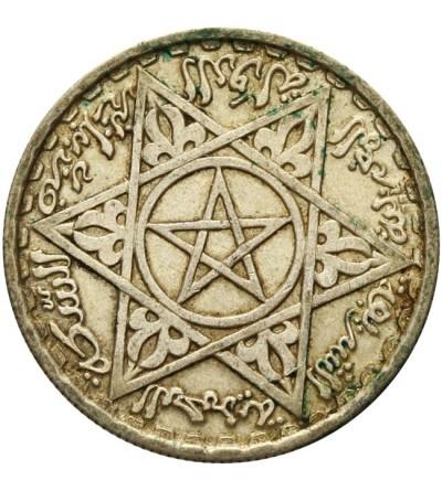 Maroko 100 franków 1953