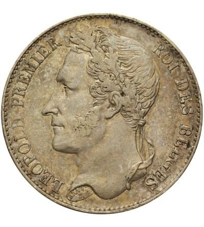 Belgia 5 franków 1849