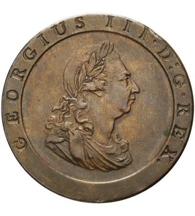 Wielka Brytania 1 penny 1797