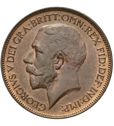 Wielka Brytania 1/2 penny 1924