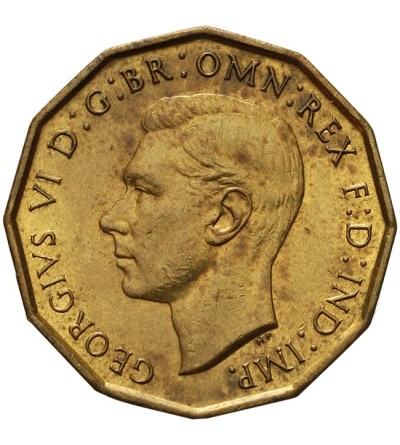 Wielka Brytania 3 pensy 1939