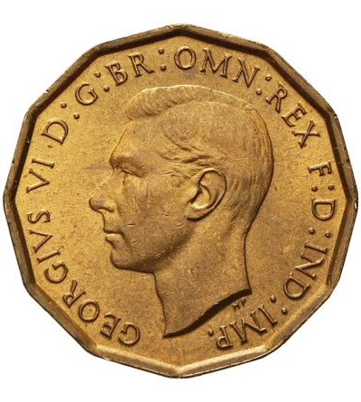 Wielka Brytania 3 pensy 1941