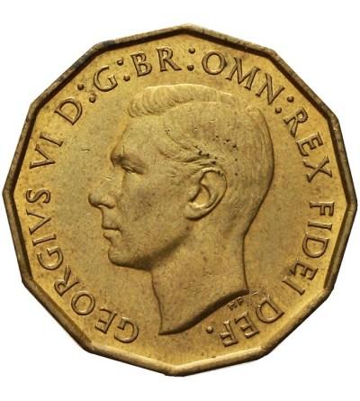 Wielka Brytania 3 pensy 1950