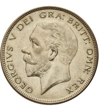 Wielka Brytania 1/2 korony 1928