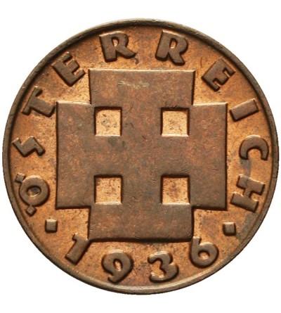 Austria 2 grosze 1936