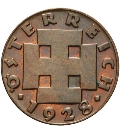 Austria 2 grosze 1928