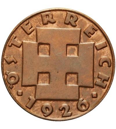 Austria 2 grosze 1926