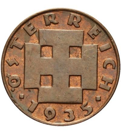 Austria 2 grosze 1935