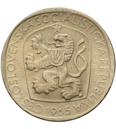 Czechosłowacja 3 korony 1965