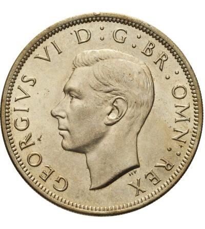 Wielka Brytania 1/2 korony 1947