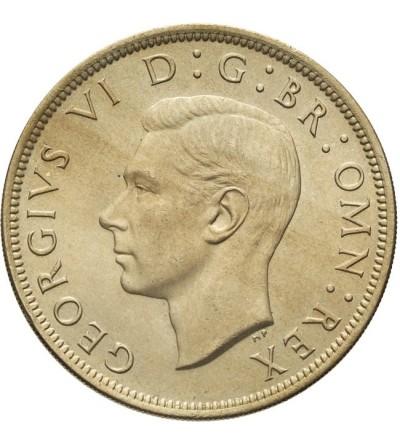 Wielka Brytania 1/2 korony 1950