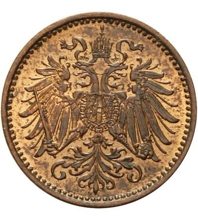 Austria 1 heller 1894