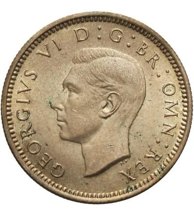 Wielka Brytania 6 pensów 1939