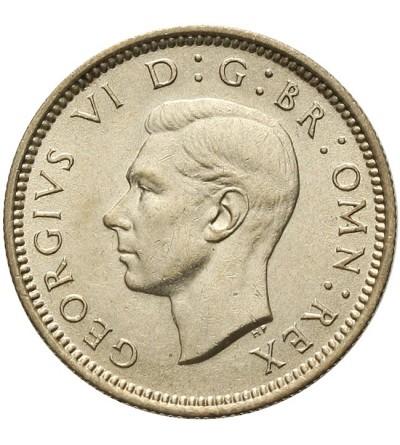Wielka Brytania 6 pensów  1941