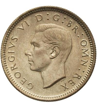Wielka Brytania 6 pensów  1946
