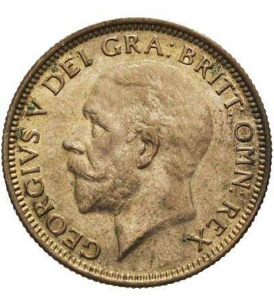 Wielka Brytania 1 szyling 1927
