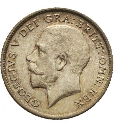 Great Britain 6 pence 1918