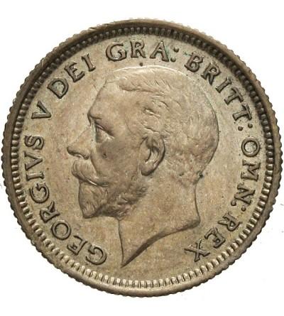 Great Britain 6 pence 1927