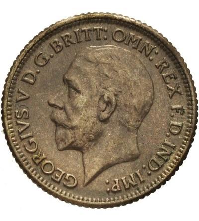 Wielka Brytania 6 pensów 1929