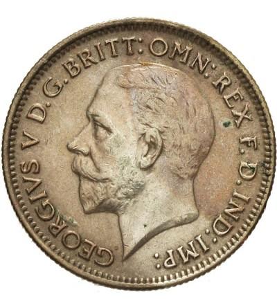 Wielka Brytania 6 pensów 1935