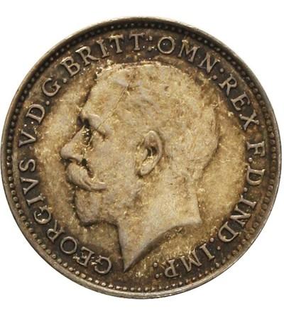 Wielka Brytania 3 pensy 1917
