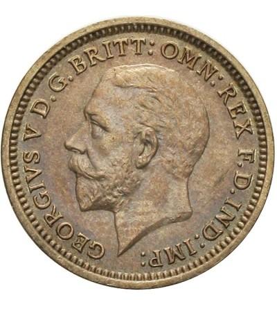 Wielka Brytania 3 pensy 1936
