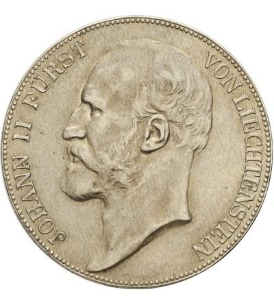 Lichtensztajn 5 koron 1904