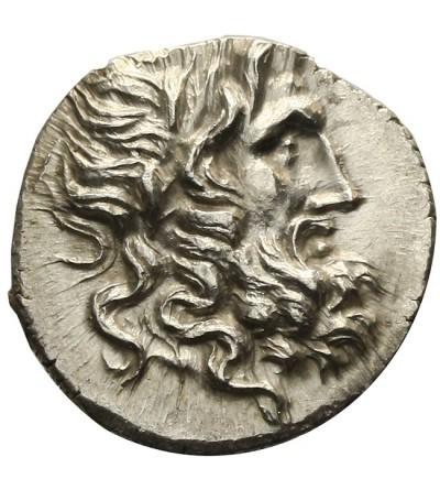 Tesalia. Liga Tesalska. AR Podwójny Viktoriatus, ok. 196 - 146 r. p. n.e.