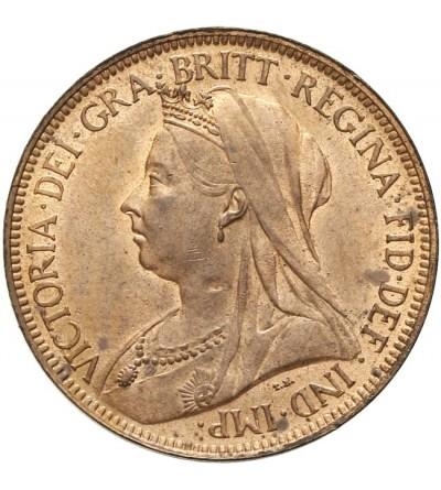 Wielka Brytania 1/2 penny 1896