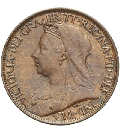 Wielka Brytania 1 farthing 1898