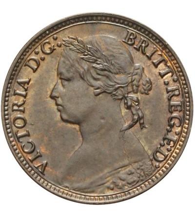 Wielka Brytania 1 farthing 1879