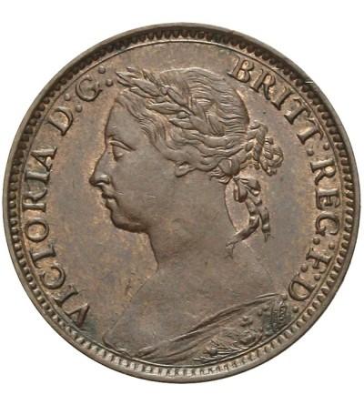Wielka Brytania 1 farthing 1888