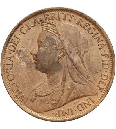 Wielka Brytania 1 penny 1899