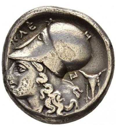 Akarnania. Anaktorion. AR Stater ok 345/300 r. p.n.e.