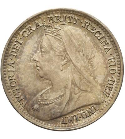 Wielka Brytania 3 pensy 1899